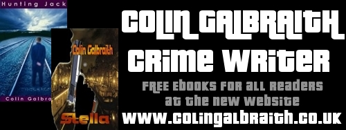 Free ebooks for all readers at the new-look Colin Galbraith Official Website