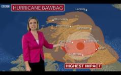 Not Even Hurricane Bawbag Can Squelch the Scottish Humour