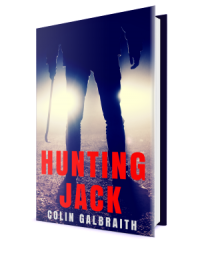 Hunting Jack by Colin Galbraith is Released Today